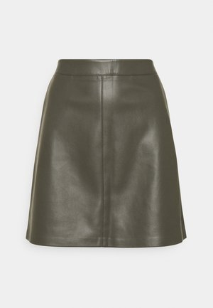 SKIRT - A-line skirt - deep forest
