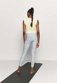 Cotton On Body - STRIKE A POSE YOGA - Leggings - mint - 2