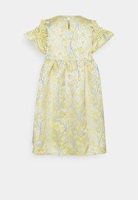 Love Copenhagen - KISA DRESS - Cocktail dress / Party dress - lemon - 1