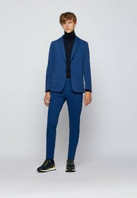 BOSS - C-GENIUS - Suit trousers - dark blue - 1
