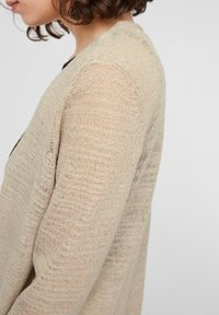 QS by s.Oliver - Cardigan - beige - 4
