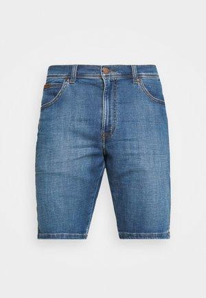 TEXAS - Jeansshorts - lite blue