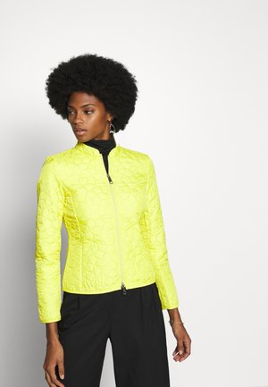 OUTDOOR - Summer jacket - lemonade