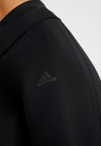 adidas Performance - OWN THE RUN - Collants - black/real pink - 4