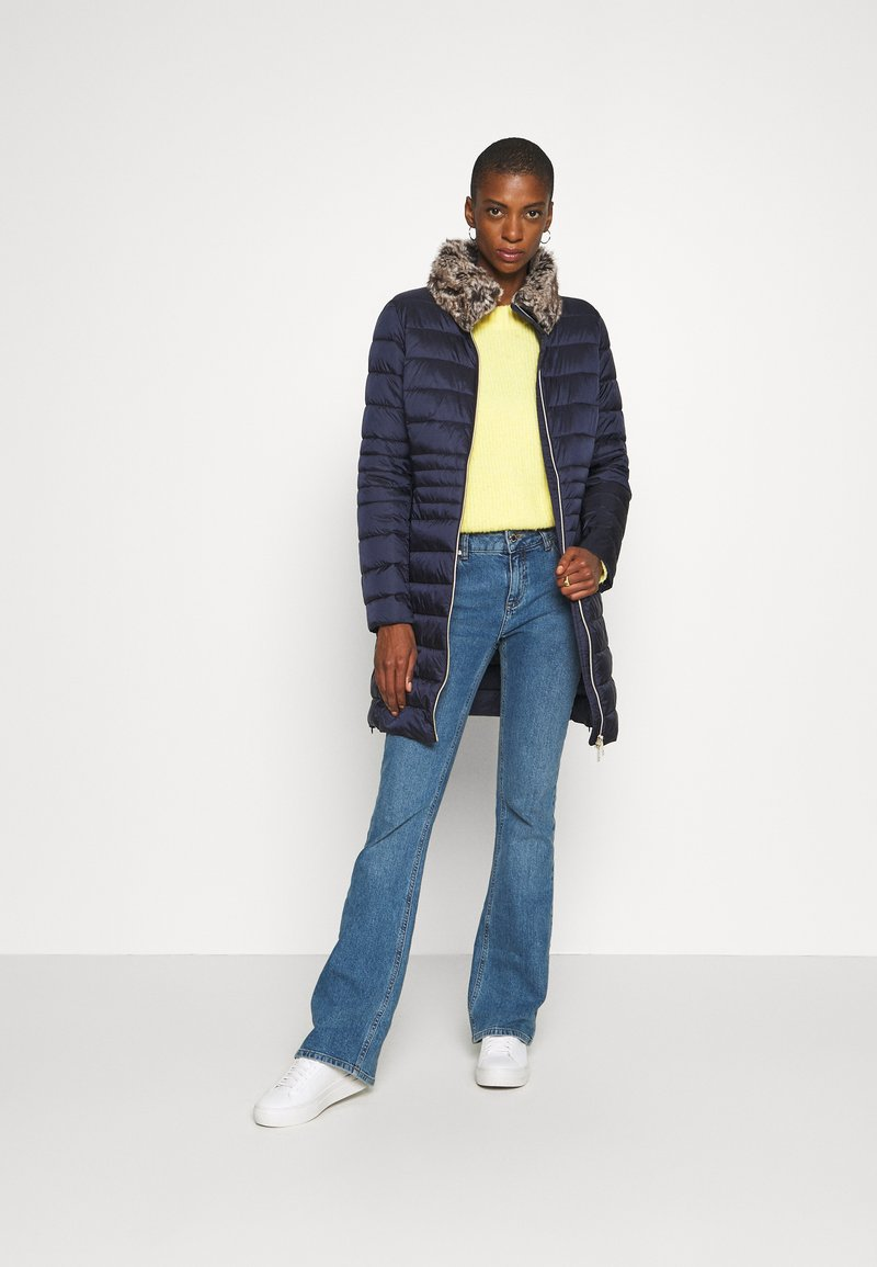 Esprit Collection - 3M THINS - Winter coat - navy