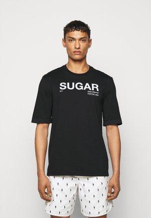 SUGAR  - T-shirt imprimé - black/white