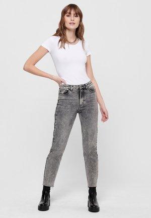 PACK OF 3 - Basic T-shirt - white / white / white
