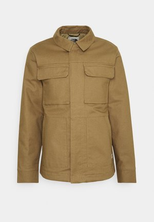 ROSTOKER JACKET - Winterjas - utility brown