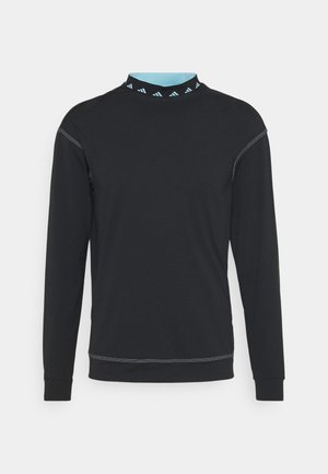 EQUIPMENT WIND CREW - Long sleeved top - black