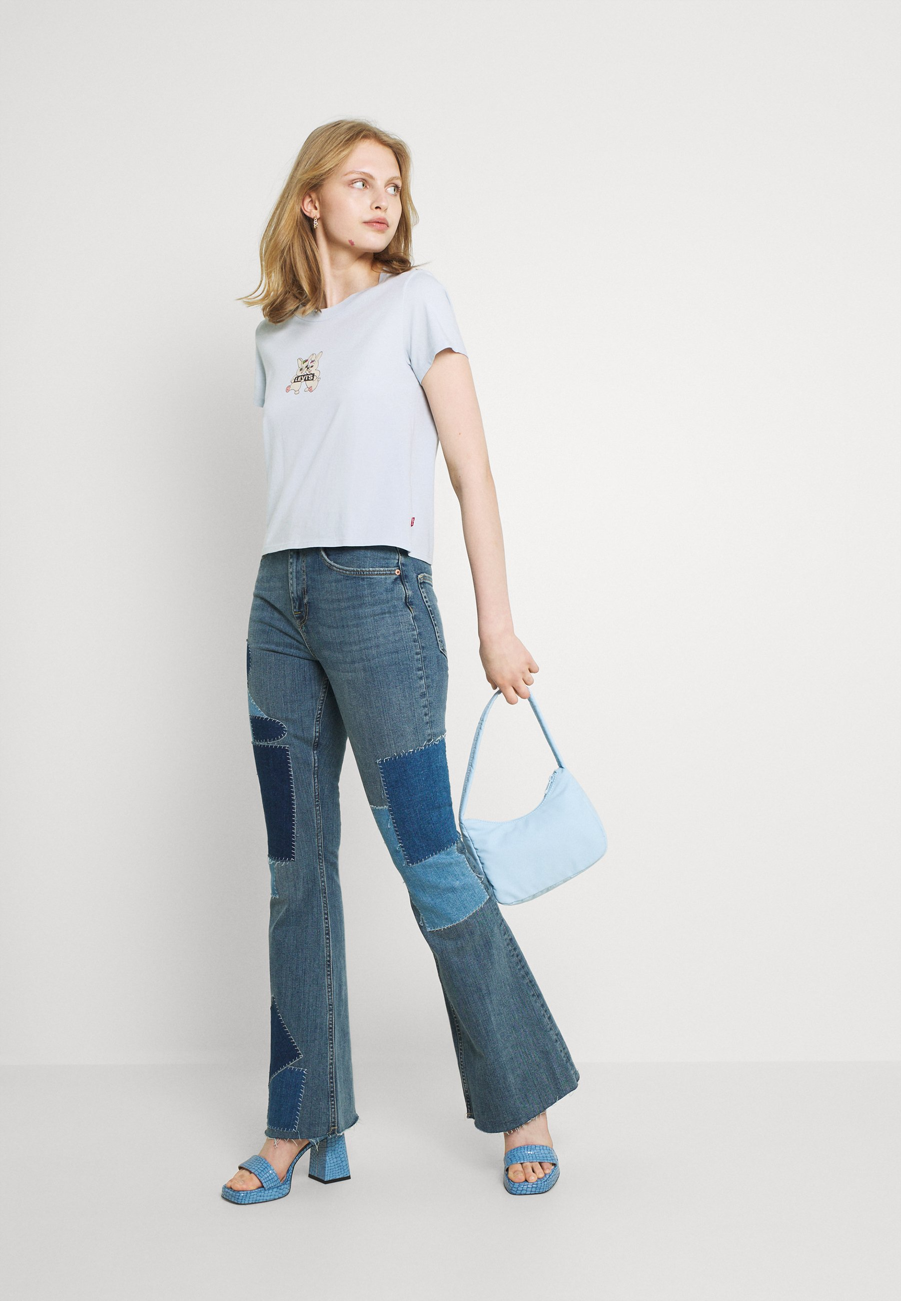 Donna GRAPHIC SURF TEE - T-shirt con stampa