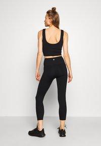 Cotton On Body - HYBRID - Tights - black - 2