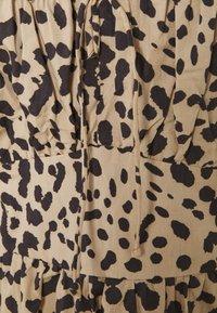 Faithfull the brand - ALEXIA MIDI DRESS - Denní šaty - shamari animal - 7
