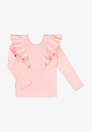 Long sleeved top - romance pink