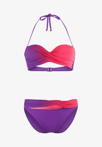 Bikini - lilac/pink