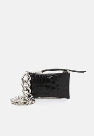 BUSTINA SMALL - Across body bag - black