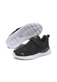 Puma - Trainers - black/white - 2
