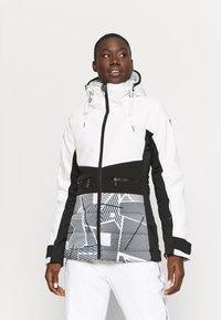Icepeak - ELY - Ski jas - optic white - 0