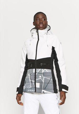 ELY - Ski jacket - optic white