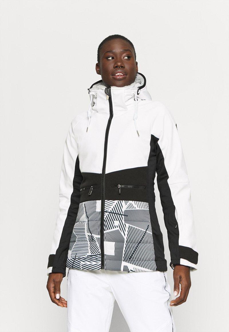 Icepeak - ELY - Ski jacket - optic white