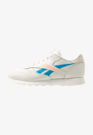 CLASSIC LEATHER CUSHIONING MIDSOLE SHOES - Sneakers - chalk/creme white/sun glow
