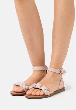 ONERRAN - Sandals - light pink
