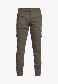 Cars Jeans - JEREZ - Cargo trousers - army - 4