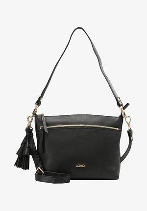 GRITTA - Handbag - schwarz