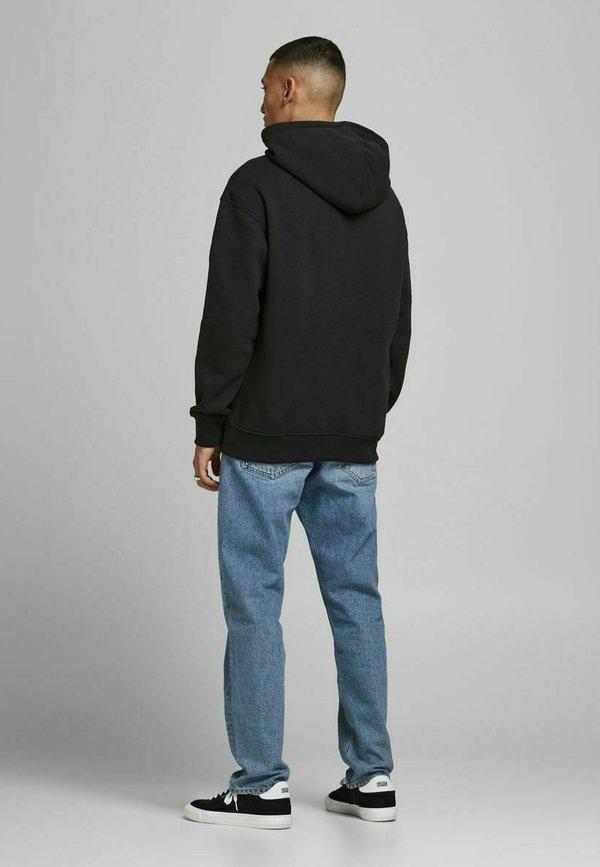 Jack & Jones JORNEW COPENHAGEN - Bluza z kapturem - tap shoe/czarny Odzież Męska IIYF
