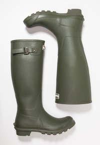 Barbour - MENS BEDE - Wellies - olive - 1