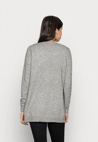 ONLY - ONLLESLY L/S  NOOS - Cardigan - medium grey melange - 2