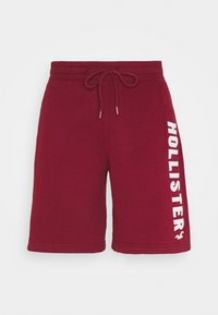Hollister Co. - Shorts - red - 4