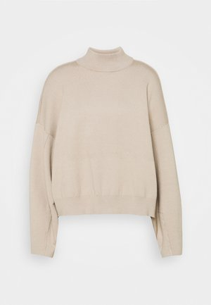 TURTLENECK - Jumper - pure