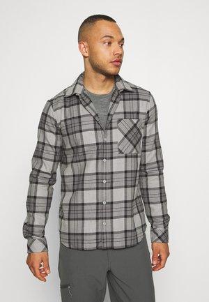 TROVAT - Overhemd - granit/titanium