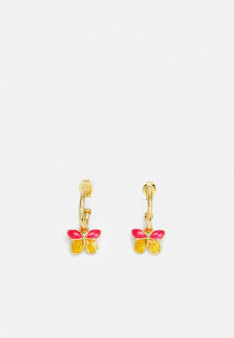Coach - BOXED MOTHERS DAY GARDEN EARRING - Korvakorut - gold-coloured/multi
