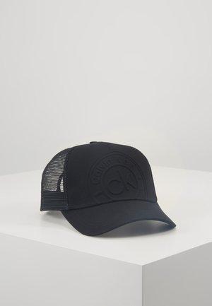 AVAILED TRUCKER - Cap - black
