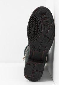 A.S.98 - Cowboy/Biker boots - balsamic - 6