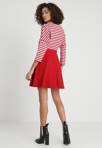 Soyaconcept - SC-DENA SOLID 58 - A-line skirt - ruby red - 3