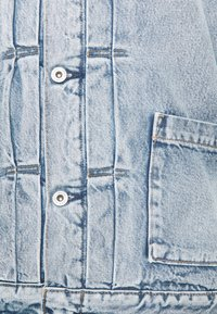 Levi's® Made & Crafted - TYPE SHERPA TRUCKER UNISEX - Jeansjacka - ice pick - 2