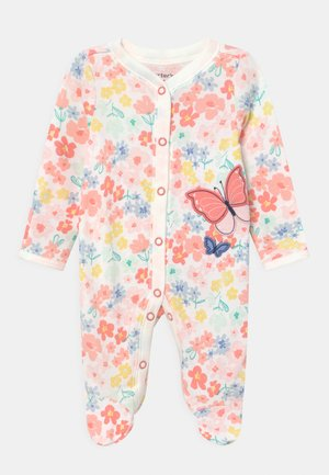 Sleep suit - multi-coloured