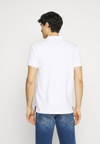Schott - PSMILTON - Polo shirt - white/navy - 2