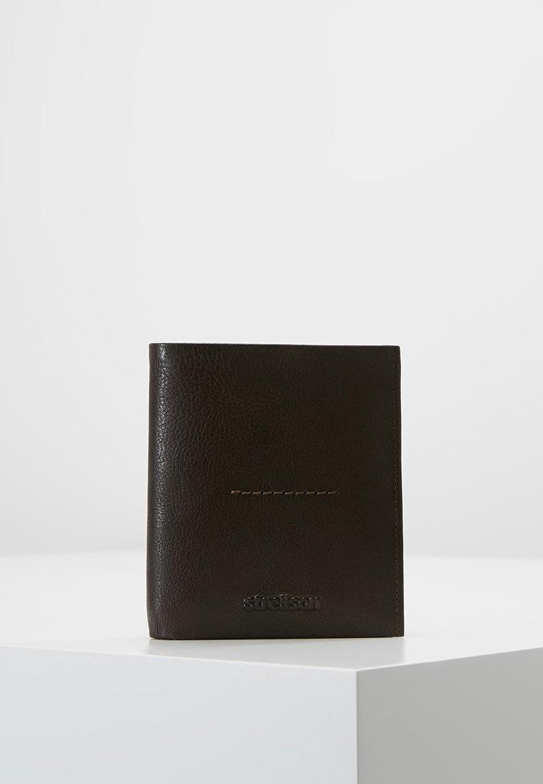 Strellson - COLEMAN 2.0 BILLFOLD - Wallet - dark brown