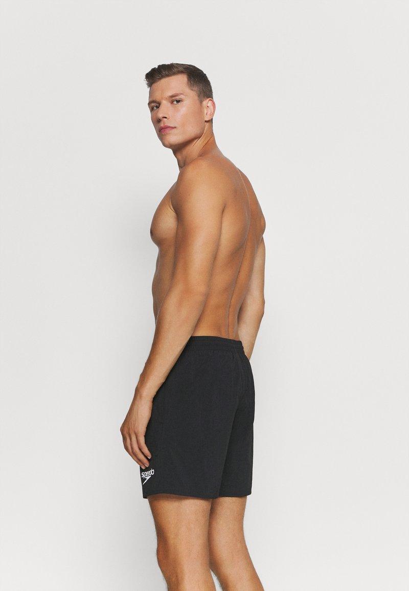 Speedo - Swimming shorts - black
