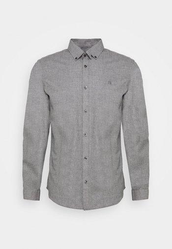 JPRBLAOCCASION GRINDLE - Camicia - light grey melange