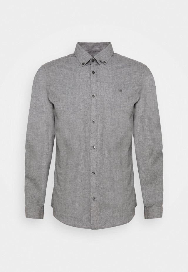 JPRBLAOCCASION GRINDLE - Overhemd - light grey melange
