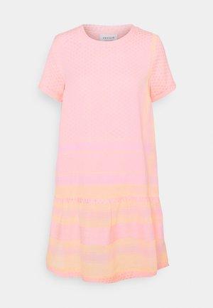DRESS - Day dress - pale dogwood
