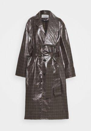 ROPE LONG COAT - Manteau classique - multicolor