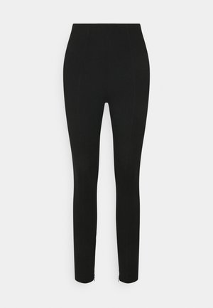 ISSA PUNTO - Leggings - black