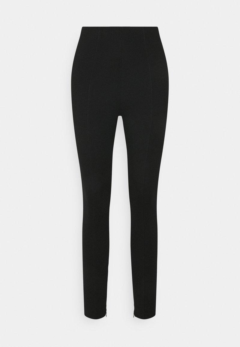 Lindex - ISSA PUNTO - Leggings - Trousers - black