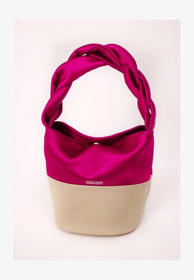 FUCSIA - Handbag - neon pink