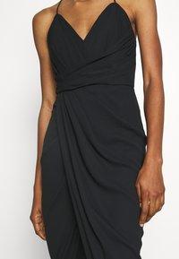 Forever New - CHARLOTTE DRAPE DRESS - Robe d'été - black - 5
